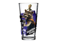 Guardians of the Galaxy Vol. 2 Toon Tumblers Rocket and Groot Pint Glass