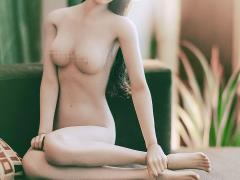 Super-Flexible 1/6 Scale Seamless Female Body (Pale Mid Bust 2.0)