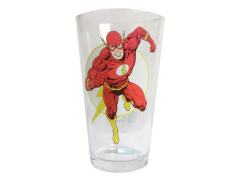 DC Comics Toon Tumblers The Flash Pint Glass