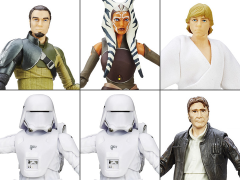 "Star Wars: The Black Series 6"" Wave 15 - Case of 6"