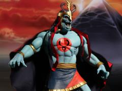 Thundercats Mega Scale Mumm-Ra Glow In The Dark Edition
