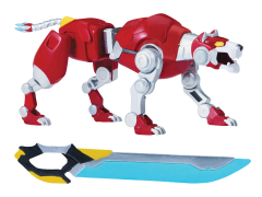 Voltron The Legendary Defender Metal Defender Red Lion SDCC 2017 Exclusive
