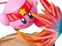 Fighter Kirby Statue