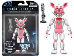 Five Nights at Freddy's Sister Location Articulated Figure - Funtime Foxy