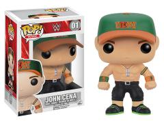 Pop! WWE: John Cena Green Hat