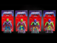 MOTU Giants He-Man (Test Shot Colorway) Case of 4 SDCC 2015 Exclusive