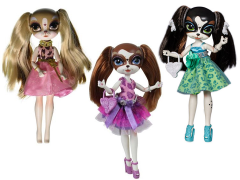 Pinkie Cooper Runway Collection Doll - Set of 3