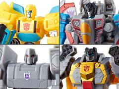 Transformers: Cyberverse Scout Wave 1 Set of 4