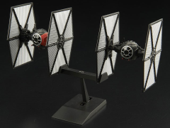 Star Wars Vehicle Model #004 First Order Tie Fighter Set Model Kit