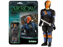 "Arrow (TV Series) Deathstroke 3.75"" ReAction Retro Action Figure"