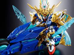 Gundam SD Sangoku Soketsuden Zhao Yun 00 Gundam & Blue Dragon Drive Model Kit