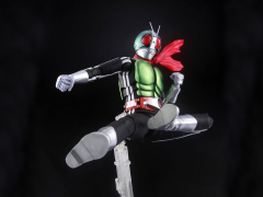 1/8 Scale MG Figure-Rise Masked Rider 1 (Special Plated Ver.) Exclusive
