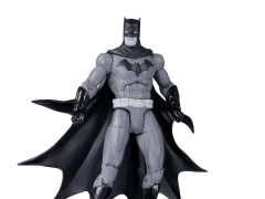 DC Comics Batman Black and White Action Figure (Greg Capullo)