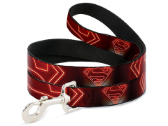 DC Comics Superman Logo (Neon) Dog Leash