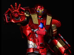Marvel RE:EDIT #11 Modular Iron Man Figure
