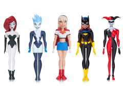 The New Batman Adventures Girls Night Out Five Pack