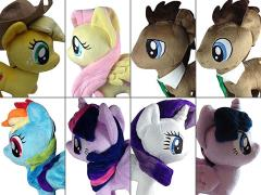 "My Little Pony 12"" Plush  - Set of 8"