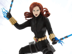 Marvel Ultimate Series Premium Action Figure - Black Widow Exclusive