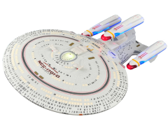 Star Trek: The Next Generation U.S.S. Enterprise NCC-1701-D (All Good Things)