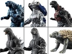 "Godzilla 3.50"" Wave 2 Box of 10 Figures"