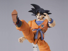 Dragon Ball Z Figure-rise Master Grade Goku