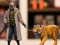 The Walking Dead Ezekiel & Shiva Two Pack NYCC 2017 Exclusive