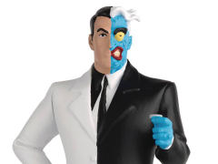 Batman: The Animated Series Figurine Collection Series 2 #4 Two-Face