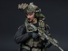 1/6 Scale Navy SEAL Team Six (Black)
