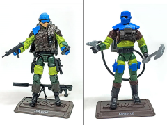 GI Joe The Final Twelve Low-Light & Barbecue GI Joe Club 2018 Exclusive Set