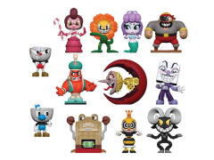 Cuphead Mystery Minis Box of 12 Figures