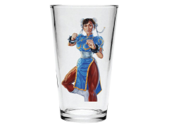 Street Fighter II Chun-Li Pint Glass