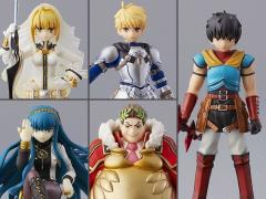 Fate/Grand Order Duel Collection Figure Wave 5 Box of 6 Figures