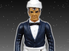 "The Twilight Zone 3.75"" Figure Series 02 In Color - Three-Eyed Venusian"
