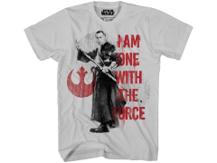 Star Wars One with Chirrut T-Shirt