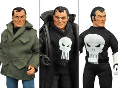 "Punisher 8"" Retro Figure Set Limited Edition"