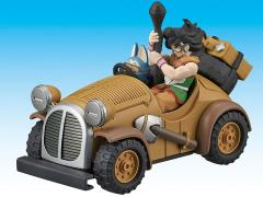 Dragon Ball Mecha Collection Vol. 5 Yamcha's Mighty Mouse Model Kit