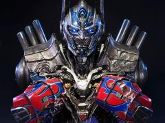 Transformers: Age of Extinction Optimus Prime (Battle Damaged Ver.) Bust