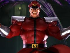 Street Fighter M. Bison 1/4 Scale Ultra Statue Limited Edition