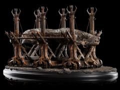 Lord of the Rings Grond Diorama