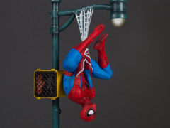 Marvel Collector's Gallery Spider-Man Statue