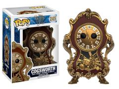 Pop! Disney: Beauty & the Beast - Cogsworth