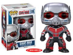 "Pop! Marvel: Captain America: Civil War - Super-Sized 6"" Giant-Man"
