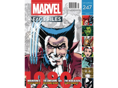Marvel Fact Files #247