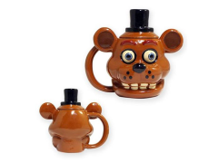 Five Nights at Freddy's Freddy Fazbear Molded Mug