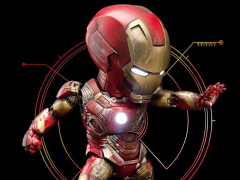 Avengers: Age of Ultron Egg Attack EA-004S Iron Man Mark XLIII (Battle Damaged)
