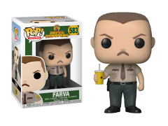 Pop! Movies: Super Troopers - Farva