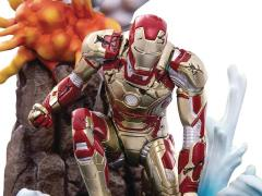 Iron Man 3 D-Select DS-016SP Iron Man Mark XLII PX Previews Exclusive Statue