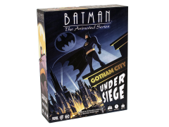 Batman: The Animated Series Gotham City Under Siege