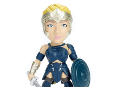 "Wonder Woman Metals Die Cast 4"" General Antiope Figure"