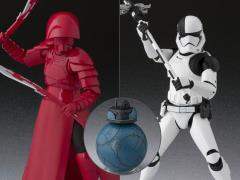 Star Wars S.H.Figuarts Executioner & Elite Praetorian Guard Special Set (The Last Jedi)